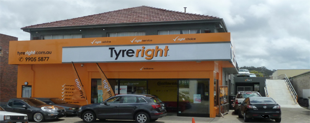 Tyreright Brookvale Mobile Service