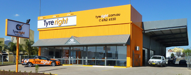 Tyreright Tamworth
