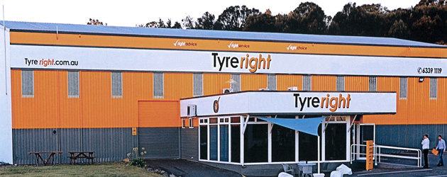 Tyreright Launceston