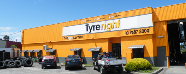Tyreright West Melbourne