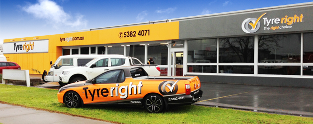 Tyreright Horsham