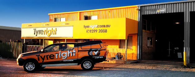 Tyreright Armadale