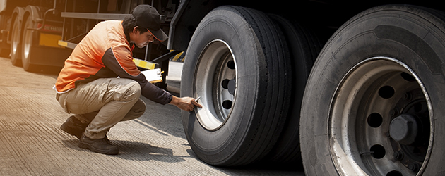 A flat tyre on your truck is lost income as well as lost time, our emergency breakdown service fixes that