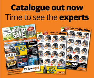 The Tyreright Spring Catalogue is out now!