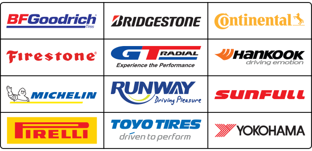 Our price guarantee applies to these brands and more