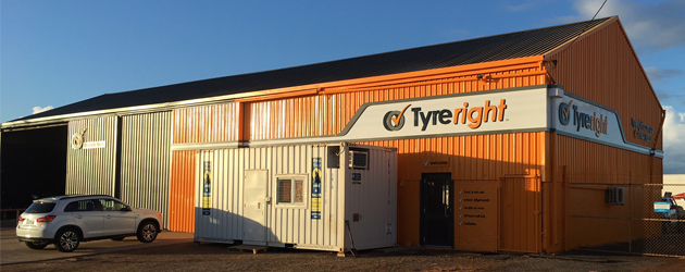 Tyreright Geraldton - Full service tyre shop. Call outs accepted!
